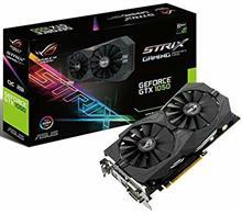 ASUS ROG STRIX-GTX1050-O2G-GAMING Graphics Card